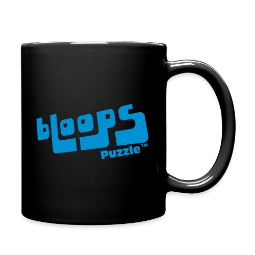Women's Organic Tank Top bLoops Puzzle™ - Ensfarget kopp