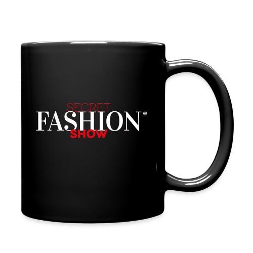 Logo schwarz 300dpi png - Tasse einfarbig
