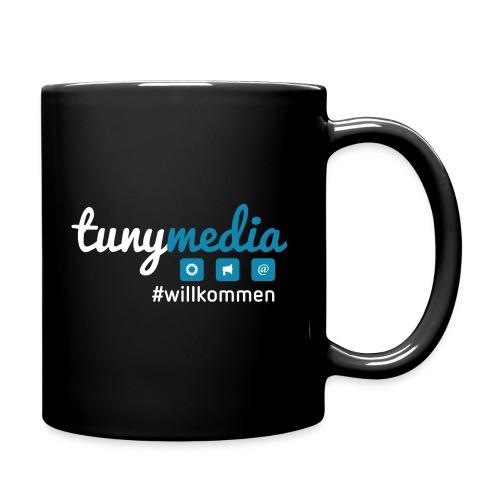 Tunymedia Brand - Tasse einfarbig