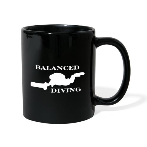 Balanced Diving - Enfärgad mugg