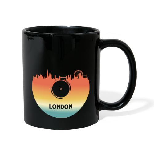London Skyline Vinyl Schallplatte London Souvenir - Tasse einfarbig