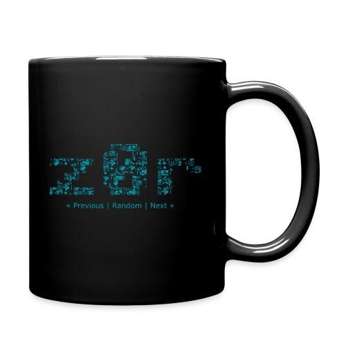 z0r Logo - Full Colour Mug