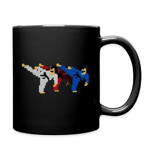 8 bit trip ninjas 2 - Full Colour Mug