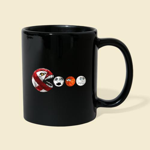 Radball | Cycle Ball RedMan - Tasse einfarbig