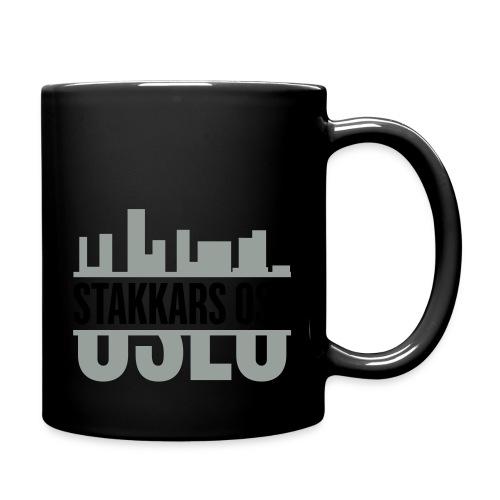 stakkars oss logo 2 ny - Ensfarget kopp