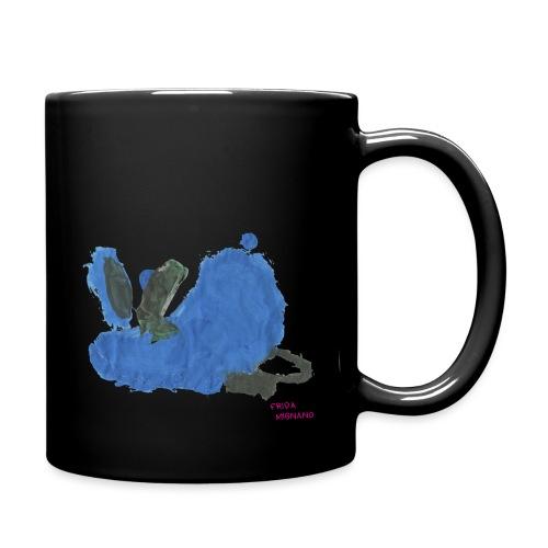 Fauler Hase Designed by Kids - Tasse einfarbig