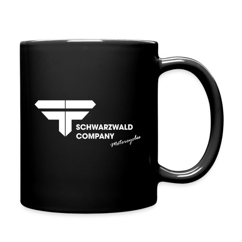 Schwarzwald Company S.C. Motorcycles - Tasse einfarbig