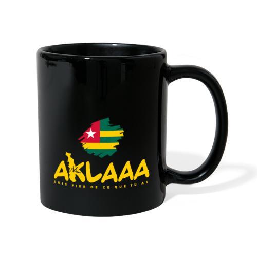 Aklaaa - Togo - Jaune - Mug uni