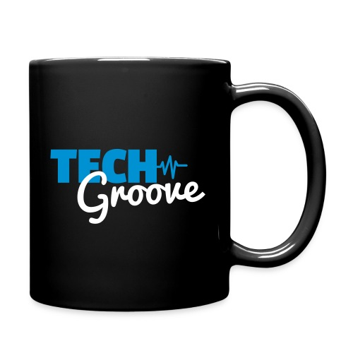 tech-groove-logo - Full Colour Mug