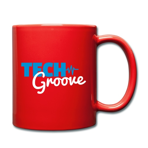 tech-groove-logo - Full Colour Mug