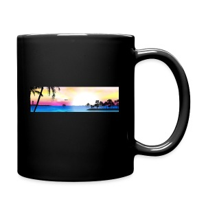 tropical - Taza de un color