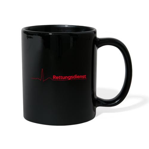 Notfallsanitäter - Tasse einfarbig