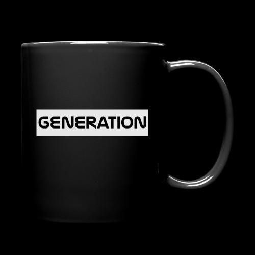 Generation ANiX Cover 001 jpeg - Tasse einfarbig