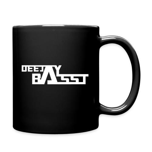 BassT_Logo_Druck_ - Tasse einfarbig