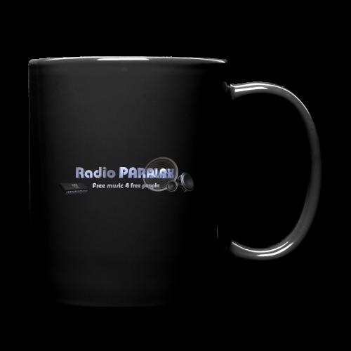 Radio PARALAX Facebook-Logo - Tasse einfarbig