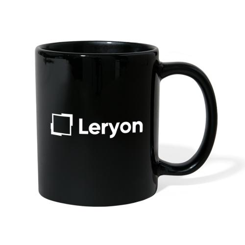 Leryon Text Brand - Full Colour Mug