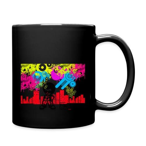Borse personalizzate con foto Dancefloor - Tazza monocolore