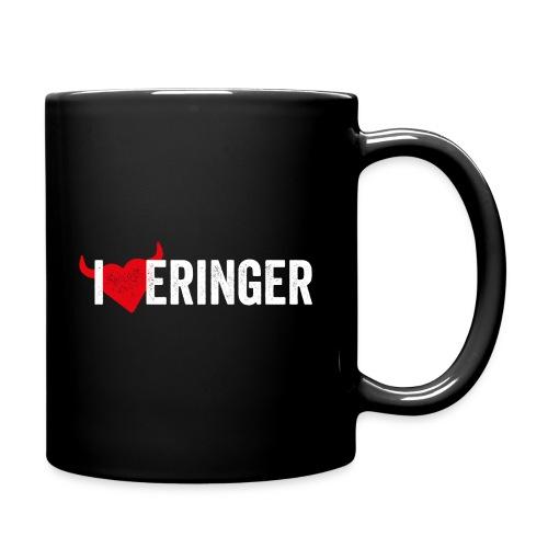 I LOVE ERINGER - Tasse einfarbig