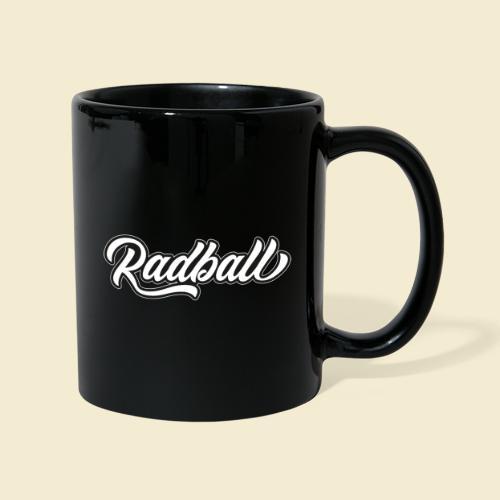 Radball - Tasse einfarbig