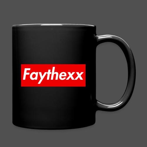 Faythexx Red Style - Full Colour Mug