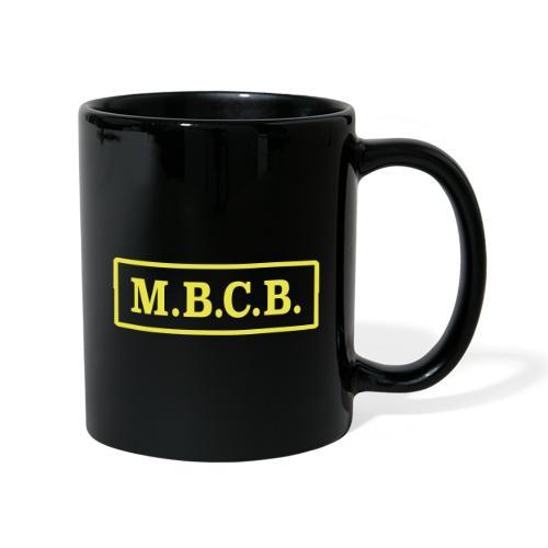 MBCB mbcb outline - Mug uni