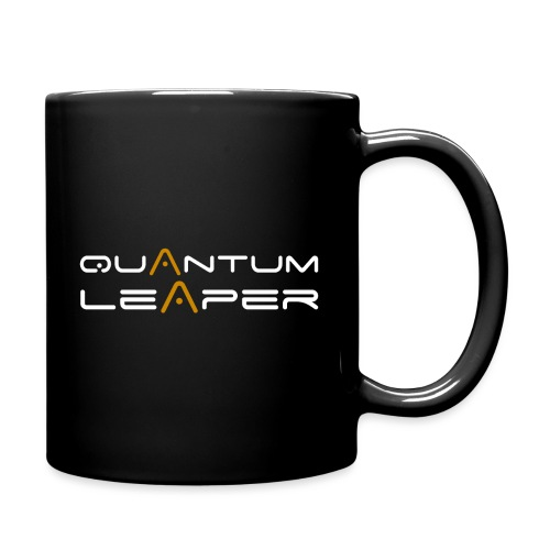 Quantum Leaper White - Full Colour Mug