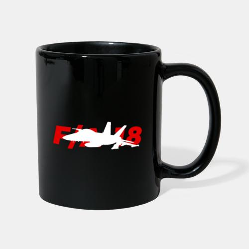 F/A-18 Super Hornet | F 18 | F18 | F/A18 | Hornet - Full Colour Mug