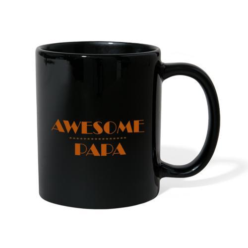 awesome papa 1 - Full Colour Mug
