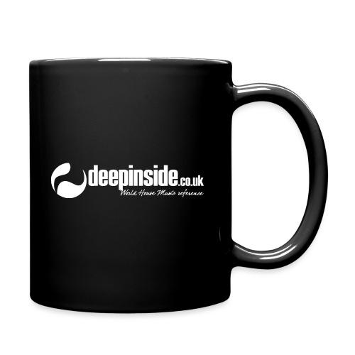 DEEPINSIDE World Reference logo white - Full Colour Mug
