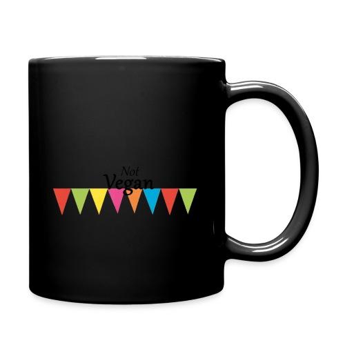 Not Vegan - Full Colour Mug