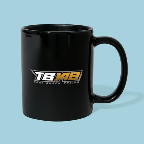 Tobi Logo Grau - Tasse einfarbig