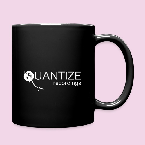 Quantize White Logo - Full Colour Mug