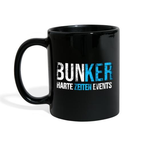 Bunker & Harte Zeiten Supporter - Tasse einfarbig