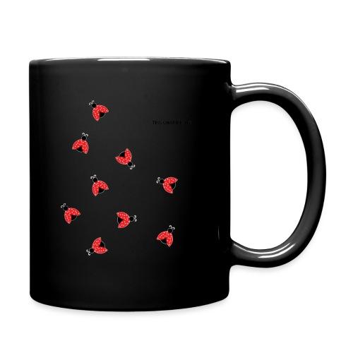 ladybird 2 design tc - Full Colour Mug