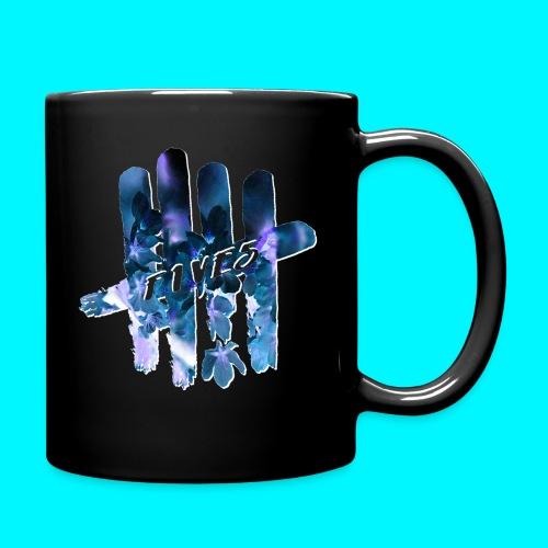 FIVES space flowers - Mug uni