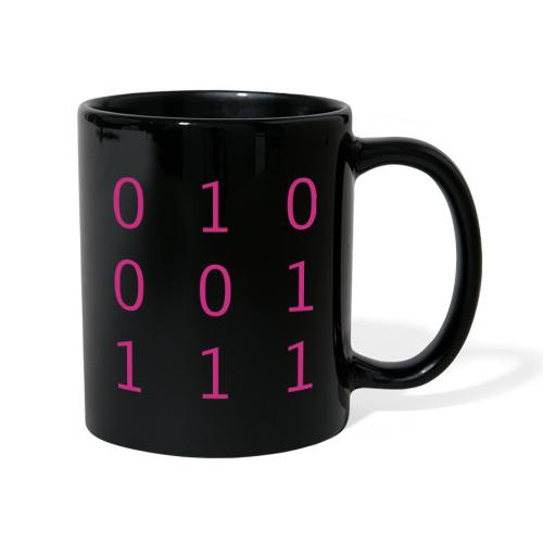 Hacker Emblem - Full Colour Mug