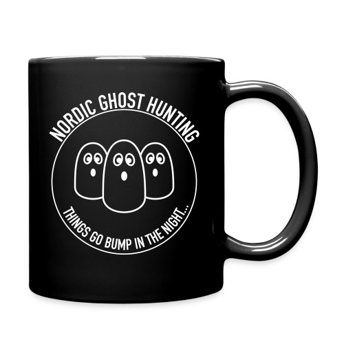 Nordic Ghost Hunting - Enfärgad mugg