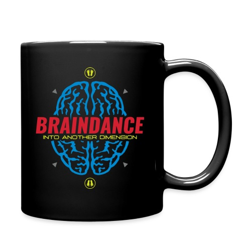 Braindance Into Another Dimension - Full Colour Mug