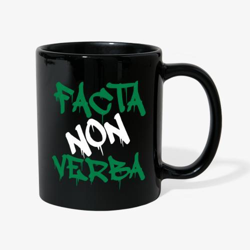 FACTA NON VERBA - Mok uni