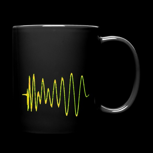 Boom 909 Drum Wave - Full Colour Mug