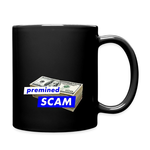 premined SCAM - Full Colour Mug