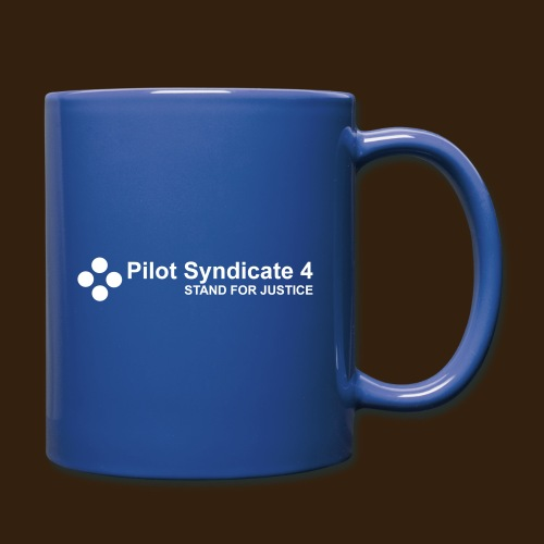 Pilot Syndicate 4 - Full Colour Mug