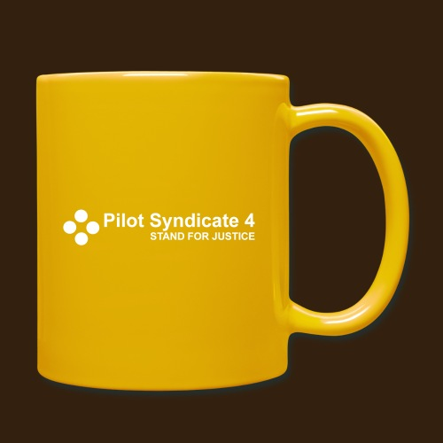 Pilot Syndicate 4 - Full Colour Mug
