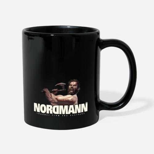 Nordmann 2 - Tasse einfarbig