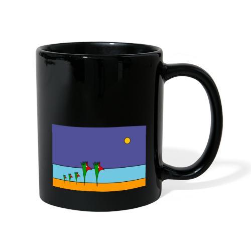 Galoloco - na praia / at the beach (2) -3:2 - Mug uni