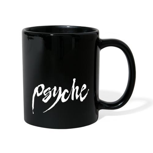 Psyche Logo - High Quality - Full Colour Mug