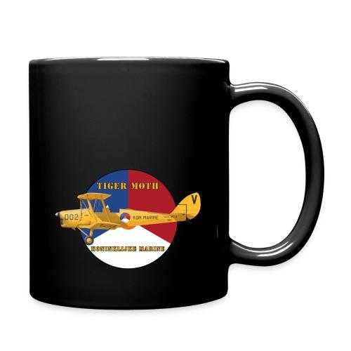 Tiger Moth Kon Marine - Full Colour Mug