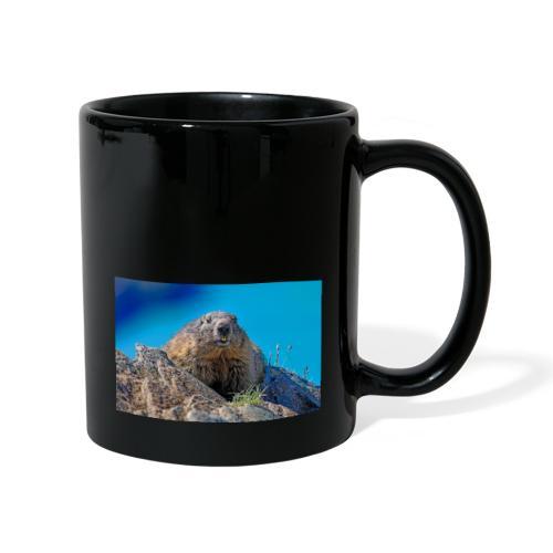 Murmeltier - Tasse einfarbig