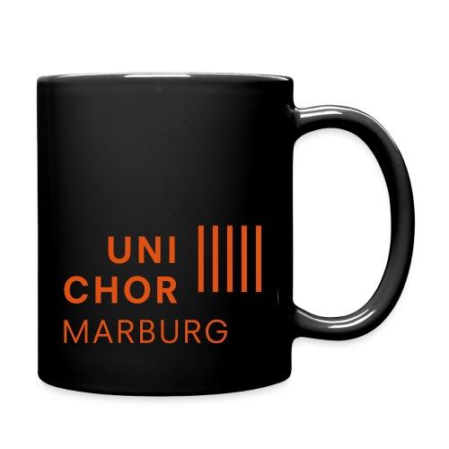 Unichor Marburg Logo groß - Tasse einfarbig