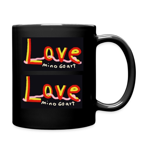 Love - mino60art - Tasse einfarbig